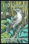 Cl: New Hebrides Honeyeater (Phylidonyris notabilis) SG 852 (2001) 250