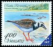 Cl: Ruddy Turnstone (Arenaria interpres) SG 1127j (2012)