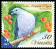 Cl: Pacific Imperial-Pigeon (Ducula pacifica)(Repeat for this country)  SG 1121d (2012)