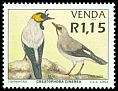 Cl: Wattled Starling (Creatophora cinerea) SG 276 (1994) 200