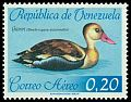 Cl: Black-bellied Whistling-Duck (Dendrocygna autumnalis) <<Guirir&iacute;>>  SG 1756 (1962) 75