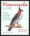 Cl: Ornate Hawk-Eagle (Spizaetus ornatus) <<&Aacute;guila de Penacho>>  SG 3467 (1998) 220