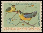 Cl: Blue-winged Pitta (Pitta moluccensis) SG 453 (1966) 35 [3/4]