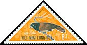 Cl: Black-headed Munia (Lonchura malacca) SG 354 (1970) 55