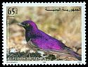Cl: Violet-backed Starling (Cinnyricinclus leucogaster)(Repeat for this country)  SG 223 (1998)