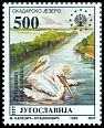 Cl: Great White Pelican (Pelecanus onocrotalus) SG 2823 (1992) 575